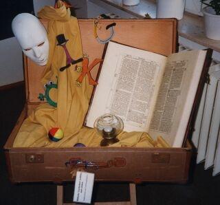 Erzählwerkstatt Bibel am Theresianum in Mainz