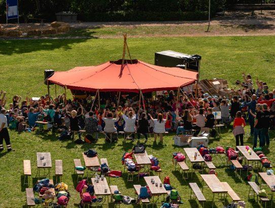 Über 8000 Besucher auf dem Internationalen Erzählfest MRN: Geschichten eröffnen Horizonte