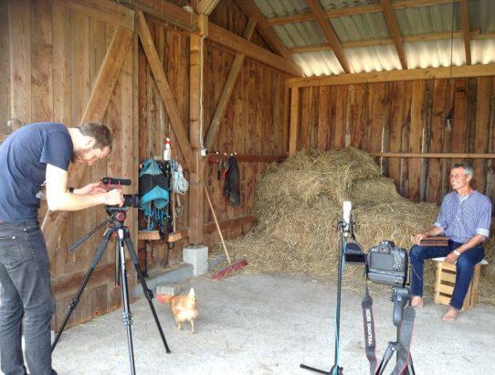 Neue Videoproduktion in Auftrag: Abrahams Segen