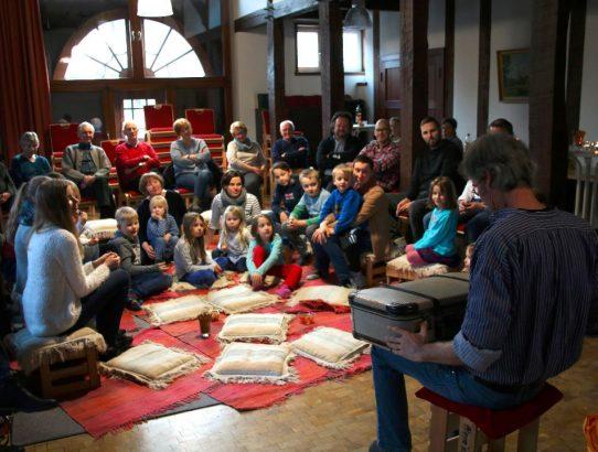 Biblische Geschichten in Brockhagen